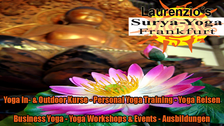 Personal Yoga Training Frankfurt